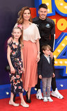 Billy Wingrove Photo - London UK Amelie Wingrove Katie Wingrove Billy Wingrove Roman Wingrove at The European Premiere of Toy Story 4 held at Odeon Leicester Square London on Sunday 16 June 2019  Ref LMK392-J5060-170619Vivienne VincentLandmark Media WWWLMKMEDIACOM