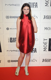 Abigail Hardingham Photo - London UK Abigail Hardingham  at the Moet British Independent Film Awards  Old Billingsgate Market 6th December 2015  Ref LMK200-59004-071215Landmark Media WWWLMKMEDIACOM