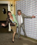 Anita Harris Photo - London UK Anita Harris and Lionel Blair at Lionel Blairs 60th Year in Showbiz Party at the Ballroom in the Dorchester31 May 2009  Can NguyenLandmark Media
