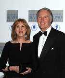 Tim Pigott-Smith Photo - London UK  Tim Pigott-Smith  and wife Pamela Miles  at the  Laurence Olivier Awards 2010 at the Grosvenor House Hotel Park Lane London 21st March 2010