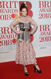 Anna Friel Photo - London UK Anna Friel at The Brit Awards 2018 at the O2 Arena Greenwich Peninsula London on Wednesday February 21st 2018 Ref LMK73-J1610-220218Keith MayhewLandmark MediaWWWLMKMEDIACOM