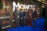 Andy Serkis Photo - London UK Eddie Marsan Rohand Chand Louis Ashbourne Serkis Naomie Harris and Andy Serkis   at a special screening of Netflixs Mowgli Legend Of The Jungle at The Curzon Mayfair on December 4 2018 in London EnglandRef LMK386-J3078-051218Gary MitchellLandmark MediaWWWLMKMEDIACOM