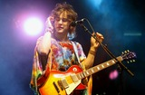 Andrew VanWyngarden Photo - Reading UK Andrew Vanwyngarden of MGMT performs at Reading Festival Day One 22nd August 2008J AdamsLandmark Media