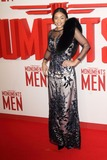 Amal Fashanu Photo - London UK Amal Fashanu at The Monuments Men UK Premiere at the Odeon Leicester Square London on February 11th 2014Ref LMK73-47321-120214Keith MayhewLandmark Media WWWLMKMEDIACOM
