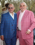 Christopher Biggins Photo - London UK Christopher Biggins and Neil Sinclair at The TRIC Awards 2020 held at the Grosvenor House Park Lane London on 10th March 2020Ref LMK73-J6348-110320Keith MayhewLandmark MediaWWWLMKMEDIACOM
