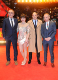 Anjela Nedyalkova Photo - Berlin Germany  Danny Boyle Anjela Nedyalkova Jonny Lee Miller and Ewen Bremner      at  T2 Trainspotting 2  premiere  at 67th Annual Berlinale International Film Festival   10th February 2017  Ref LMK200-62787-150217Landmark MediaWWWLMKMEDIACOM