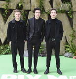 Reece Bibby Photo - London England 140118George Smith Blake Richardson and Reece Bibby of New Hope Club  at the Early Man World Premiere held at BFI IMAX 14 January 2017Ref LMK386-MB1114-140118Gary Mitchell  Landmark MediaWWWLMKMEDIACOM
