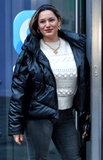Leicester Square Photo - London UK Kelly Brook arrives at Global Radio in Leicester Square London on November 25th 2020Ref LMK73-J6999-251120Keith MayhewLandmark MediaWWWLMKMEDIACOM