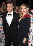 Ayda Fields Photo - London UK Robbie Williams and Ayda Field at Pride of Britain Awards 2018 at the Grosvenor House Park Lane London on Monday 29 October 2018Ref LMK73-J2870-301018Keith Mayhew Landmark Media WWWLMKMEDIACOM