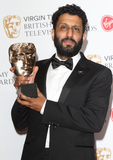 Adeel Akhtar Photo - London UK Adeel Akhtar  at Virgin TV British Academy Television Awards - Winners Room - at the Royal Festival Hall South Bank London on May 14th 2017Ref LMK73-J279-150517Keith MayhewLandmark Media WWWLMKMEDIACOM