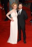 Anne-Marie Duff Photo - London UK Anne-Marie Duff and James McAvoy  at the EE BAFTA British Academy Film Awards Red Carpet Arrivals at the Royal Opera House Covent Garden London 8th February  2015 RefLMK73-50550-090215Keith MayhewLandmark MediaWWWLMKMEDIACOM
