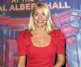 Hollies Photo - London UK Holly Willoughby  at Emma Bunton Christmas Party Royal Albert Hall 6th December 2019Ref LMK73-S2641-071219Keith MayhewLandmark MediaWWWLMKMEDIACOM