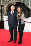 Chris Tarrant Photo - LondonUK Chris Tarrant and Jane BirdThe Sun Military Awards red carpet arrivals at the Guildhall London on 22nd January 2016 Ref LMK73-59167-230116Keith MayhewLandmark Media WWWLMKMEDIACOM