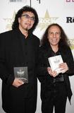 Tony Iommi Photo - London  Tony Iommi and Ronnie James Dio at the Classic Rock Awards held at the Landmark Hotel Marylebone 5 November 2007Keith MayhewLandmark Media