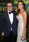 Alan Carr Photo - London UK Alan Carr and Melanie Sykes at London Evening Standard Theatre Awards at the Theatre Royal Drury Lane Catherine Street London on Sunday 3rd December 2017Ref LMK73-J1239-041217Keith MayhewLandmark MediaWWWLMKMEDIACOM