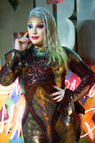 James Lee Photo - London England Welsh Drag Queen The Vivienne (aka James Lee Williams)  at the World Premiere of Birds Of Prey held at BFI IMAX London29 January 2020Ref LMK370-MB5020-300120Justin NgLandmark MediaWWWLMKMEDIACOM