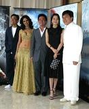 Tony Leung Ka Fai Photo - Cannes France Jackie Chan Kim Hee-Seon Tony Leung Ka fai Mallika Sherawat and the director Staney Tong at the photocall for the movie THE MYTH at the Cannes Film Festival17 May 2005Jenny RobertsLandmark Media