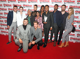 Hollyoaks Cast Photo - London UK Hollyoaks Cast at The Inside Soap Awards 2019 Sway Nightclub London on October 7th 2019Ref LMK73-J5563-081019Keith MayhewLandmark MediaWWWLMKMEDIACOM