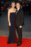 Anne-Marie Duff Photo - London UK Anne Marie Duff and James McAvoy at the London Film Festival 2015 Opening Gala Suffragette Premiere at Odeon Leicester Square London on October 7th 2015Ref LMK73-58341-081015Keith MayhewLandmark Media WWWLMKMEDIACOM
