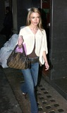 Adele Photo - London UK Adele Silva walking in Central London The Emmerdale actress is currently dating Blue boyband member and star of Im A Celebrity Get Me Out Of Here Antony Costa15 April 2006Steve McGarryLandmark Media