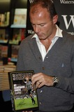 Alan Shearer Photo - London Former England and Newcastle United football captain  Alan Shearer signs copies of his book My Illustrated Career at Waterstones Leadenhall Market London on 12th October 2007
