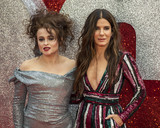 Helena Bonham-Carter Photo - London UK Helena Bonham Carter and Sandra Bullock at the Oceans 8 UK Premiere held at Cineworld Leicester Square on June 13 2018 in LondonRef LMK386-J2210-140618Gary MitchellLandmark MediaWWWLMKMEDIACOM