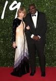 Anna Wintour Photo - London UK Anna Wintour and Edward Enninful at the Fashion Awards 2019 at Royal Albert Hall London December 2nd 2019 Ref LMK73-J5890-031219Keith MayhewLandmark MediaWWWLMKMEDIACOM