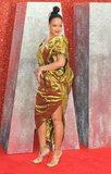 Robyn Photo - London UK Rihanna (Robyn Rihanna Fenty) at the Oceans 8 European film premiere Cineworld Leicester Square Leicester Square London England UK on Wednesday 13 June 2018Ref LMK315-J2222-150618Can NguyenLandmark Media WWWLMKMEDIACOM