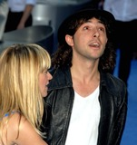 Alex Zane Photo - London UK Alex Zane and Edith Bowman at the London Premiere of new film Fantastic Four The Rise of the Silver Surfer held at the Vue West End in London 12th June 2007SYDLandmark Media