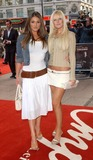 Lucy Pinder Photo - London Lucy Pinder and Michelle Marsh at the UK Charity Premiere of the film The Interpreter14  April 2005Eric BestLandmark Media