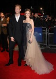 Andrea Risborough Photo - London UK  James DArcy and Andrea Risborough at the  London Film Festival Gala Screening of  WE  at the Empire Leicester Square London  23rd October 2011