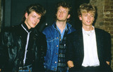 A-Ha Photo - ARCHIVE PHOTOSLondonUK  A-ha Norwegian band including Morten Harket Magne Furuholmen and Paul Waaktaar-Savoy in archive pictures from the 1980sCaptioned 13 November 2018Ref LMK11-MB2030-131118PIPLandmark Media WWWLMKMEDIACOM