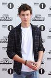Shawn Mendes Photo - London UK Shawn Mendes at BBC Radio 1s Teen Awards at the SSE Wembley Arena London on October 19th 2014Ref LMK73-49851-201014Keith MayhewLandmark Media WWWLMKMEDIACOM