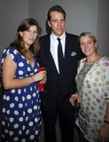 Ben Elliot Photo - London UK Kate Elliot Ben Elliot and Laura Lopes at the Quintessentially Summer Arts Party with Perrier-Jouet - Inside held at Phillips de Pury Company building Howick Place London 9th July 2008Morgan ODonovanLandmark Media
