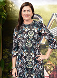 Amanda Lamb Photo - London UK Amanda Lamb at World Premiere of Pan at the Odeon Leicester Square London on September 20th 2015 Ref LMK392-58283-210915Vivienne Vincent Landmark Media WWWLMKMEDIACOM