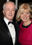 Anthony Daniels Photo - London UK Anthony Daniels and Christine Savage at  Services To Film Gala Dinner at BAFTA 195 Piccadilly London on Tuesday 06 February 2018Ref LMK73-J1520-070218Keith MayhewLandmark MediaWWWLMKMEDIACOM