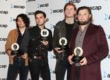 The Amazons Photo - London UK The Amazons at ASCAP London Music Awards 2017 at One Marylebone London on Monday 16 October 2017Ref LMK73-J933-171017Keith MayhewLandmark MediaWWWLMKMEDIACOM