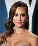 Jessica Par Photo - BEVERLY HILLS LOS ANGELES CALIFORNIA USA - FEBRUARY 09 Jessica Alba arrives at the 2020 Vanity Fair Oscar Party held at the Wallis Annenberg Center for the Performing Arts on February 9 2020 in Beverly Hills Los Angeles California United States (Photo by Xavier CollinImage Press Agency)