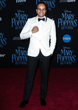 Tarik Frimpong Photo - HOLLYWOOD LOS ANGELES CA USA - NOVEMBER 29 Tarik Frimpong at the Los Angeles Premiere Of Disneys Mary Poppins Returns held at the El Capitan Theatre on November 29 2018 in Hollywood Los Angeles California United States (Photo by Image Press Agency)