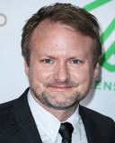 RIAN JOHNSON Photo - HOLLYWOOD LOS ANGELES CALIFORNIA USA - JANUARY 18 Director Rian Johnson arrives at the 31st Annual Producers Guild Awards held at the Hollywood Palladium on January 18 2020 in Hollywood Los Angeles California United States (Photo by Xavier CollinImage Press Agency)