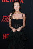 Courtney Dietz Photo - HOLLYWOOD LOS ANGELES CA USA - MARCH 18 Actress Courtney Dietz arrives at the Los Angeles Premiere Of Netflixs The Dirt held at ArcLight Cinemas Hollywood on March 18 2019 in Hollywood Los Angeles California United States (Photo by Xavier CollinImage Press Agency)
