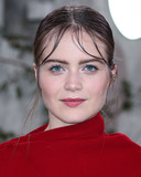 Hera Hilmar Photo - WESTWOOD LOS ANGELES CALIFORNIA USA - OCTOBER 21 Actress Hera Hilmar arrives at the World Premiere Of Apple TVs See held at the Fox Village Theater on October 21 2019 in Westwood Los Angeles California United States (Photo by Xavier CollinImage Press Agency)