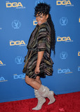 Tichina Arnold Photo - LOS ANGELES CALIFORNIA USA - JANUARY 25 Tichina Arnold arrives at the 72nd Annual Directors Guild Of America Awards held at The Ritz-Carlton Hotel at LA Live on January 25 2020 in Los Angeles California United States (Photo by Image Press Agency)