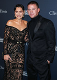 Channing Tatum Photo - BEVERLY HILLS LOS ANGELES CALIFORNIA USA - JANUARY 25 Jessie J and Channing Tatum arrive at The Recording Academy And Clive Davis 2020 Pre-GRAMMY Gala held at The Beverly Hilton Hotel on January 25 2020 in Beverly Hills Los Angeles California United States (Photo by Xavier CollinImage Press Agency)