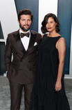Naomi Scott Photo - BEVERLY HILLS LOS ANGELES CALIFORNIA USA - FEBRUARY 09 Adam Scott and Naomi Scott arrive at the 2020 Vanity Fair Oscar Party held at the Wallis Annenberg Center for the Performing Arts on February 9 2020 in Beverly Hills Los Angeles California United States (Photo by Xavier CollinImage Press Agency)