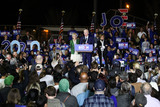Vice President Joe Biden Photo - BALDWIN HILLS LOS ANGELES CALIFORNIA USA - MARCH 03 Former Vice President Joe Biden 2020 Democratic presidential candidate speaks while his wife Jill Biden left and sister Valerie Biden right stand during the Jill and Joe Biden 2020 Super Tuesday Los Angeles Rally held at the Baldwin Hills Recreation Center on March 3 2020 in Baldwin Hills Los Angeles California United States (Photo by Xavier CollinImage Press Agency)