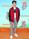 Adam Cohen Photo - LOS ANGELES CA USA - MARCH 23 Adam Cohen arrives at Nickelodeons 2019 Kids Choice Awards held at the USC Galen Center on March 23 2019 in Los Angeles California United States (Photo by Xavier CollinImage Press Agency)