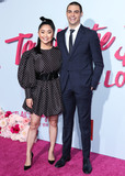 Noah Centineo Photo - HOLLYWOOD LOS ANGELES CALIFORNIA USA - FEBRUARY 03 Actress Lana Condor and actor Noah Centineo arrive at the Los Angeles Premiere Of Netflixs To All The Boys PS I Still Love You held at the Egyptian Theatre on February 3 2020 in Hollywood Los Angeles California United States (Photo by Xavier CollinImage Press Agency)