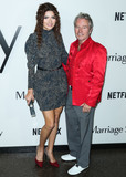 John Savage Photo - WEST HOLLYWOOD LOS ANGELES CALIFORNIA USA - NOVEMBER 05 Blanca Blanco and John Savage arrive at the Los Angeles Premiere Of Netflixs Marriage Story held at the Directors Guild of America Theater on November 5 2019 in West Hollywood Los Angeles California United States (Photo by Xavier CollinImage Press Agency)