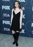 Ashley Boettcher Photo - PASADENA LOS ANGELES CALIFORNIA USA - JANUARY 07 Actress Ashley Boettcher arrives at the FOX Winter TCA 2020 All-Star Party held at The Langham Huntington Hotel on January 7 2020 in Pasadena Los Angeles California United States (Photo by Xavier CollinImage Press Agency)